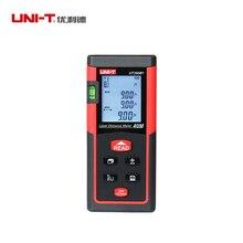 UNI-T UT390B + 40 м ручной лазерный дальномер дальномеры Diastimeter области/Volumn Пифагор теорема автоматическая калибровка