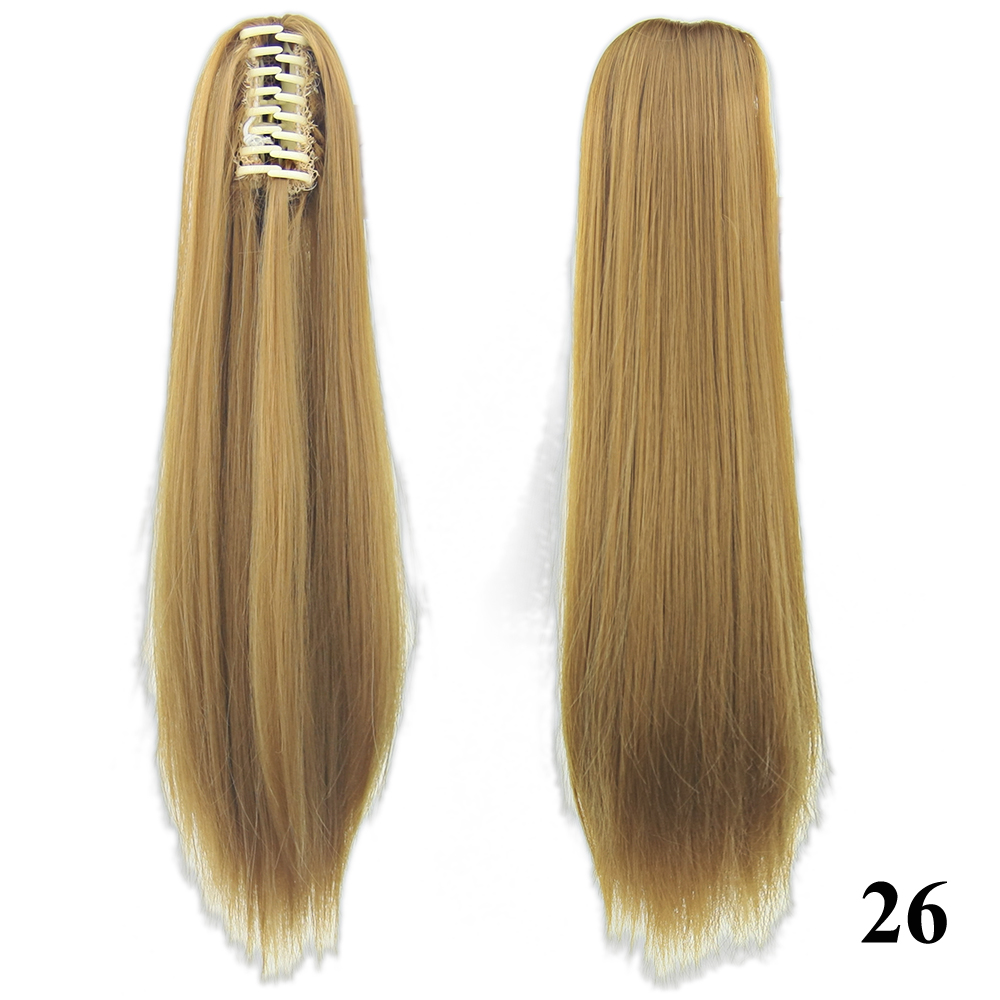 synthetic hair ombre
