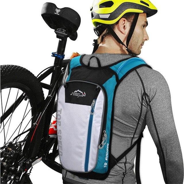 Good 10l Bike Backpack - 10L-Soft-Back-Cycling-Backpack-Male-Female-Outdoor-Bags-Sports-Travel-Hiking-Backpacks-Ski-MTB-Accessories  Pictures_208360.jpg