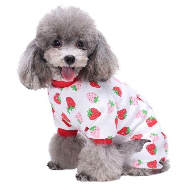 Aliexpress.com: Comprar Pequeño perro Gatos Monos ropa Monos algodón ...