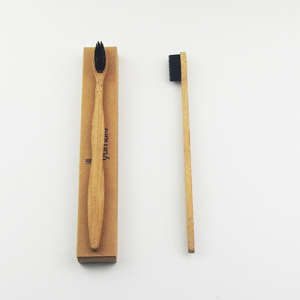 Schönheit & Gesundheit 1 Pc Umwelt Bambus Holzkohle Zahnbürste Für Oral Gesundheit Weichen Borsten Holz Griff Zahnbürste Bleaching Regenbogen Zahn Pinsel Hochwertige Materialien Zahnbürsten