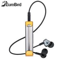 New Sport Office Lavalier Auricular Wireless Bluetooth Earphone Blue Tooth Earphone Microphone HiFi Heavy Bass Stereo