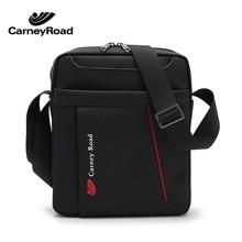 Carneyroad Business Messenger Bags Sacos de Ombro Para Os Homens À Prova D Água Ocasional Maleta de Viagem saco Crossbody