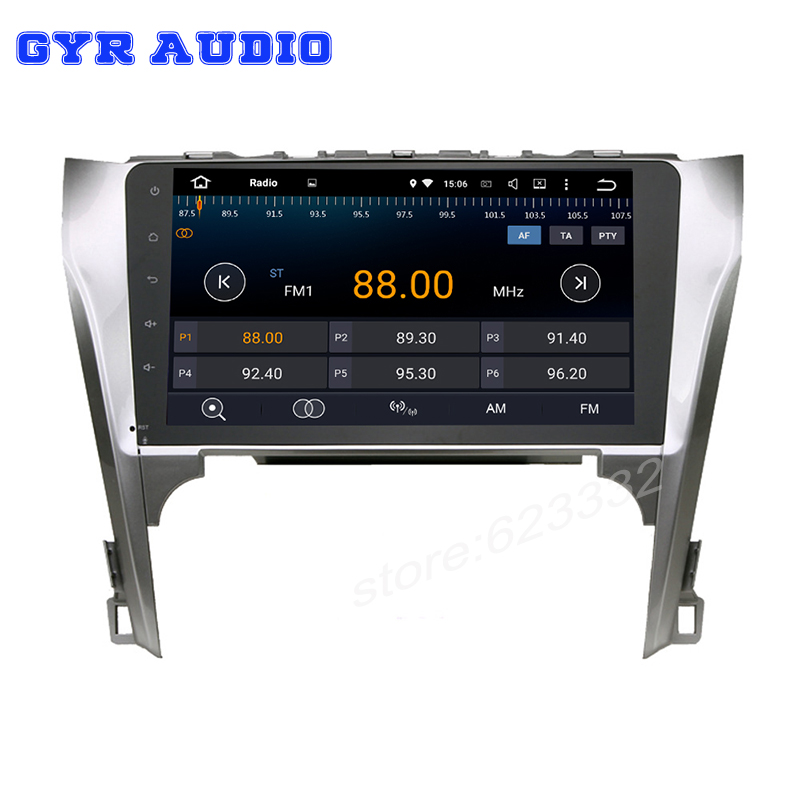 Camry 2012 14 font b android b font 5 1 Car GPS for Toyota with 10