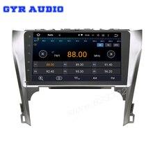 Camry 2012-14 android 5.1 GPS Del Coche para Toyota con 10.1 pulgadas 1024*600 pantalla Quad core GPS WIFI 3G radio auto usb No disco