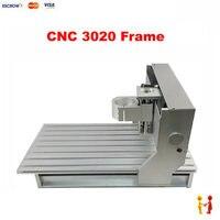 Mini cnc fresadora quadro 3020 cnc roteador peças de reposição com interruptor de limite kit cnc diy|Roteadores de madeira|   -