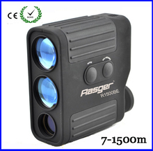 Cheapest prices Professional golf Laser Range Finder For Hunting WIith Range Measurement 1500M For Ranging Surveying Engineering LW1500SPI