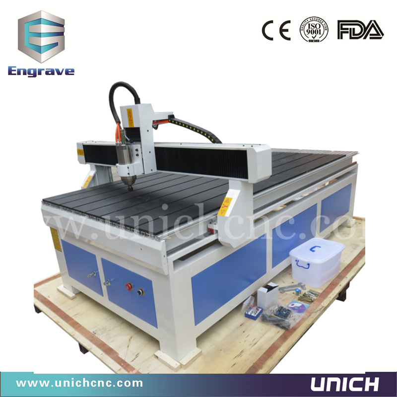 New model European quality cnc wood router for sale