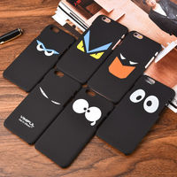 Fashion Letter Case For Iphone 6 Case For Iphone 6S 6 Plus Matte Hard Phone Cases