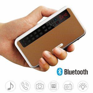 Image 2 - Rolton E500 stéréo Bluetooth haut parleur FM Radio Portable haut parleur Radio Mp3 jouer enregistrement sonore main libre pour téléphone et lampe de poche