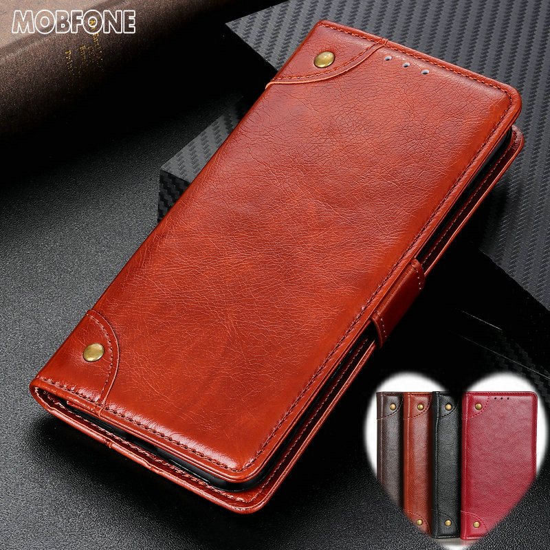 For Xiaomi Mi 9 Mi9 SE Mi Play Wallet Leather Case Flip Pocophone F1 / Black Shark 2 Fundas Bag Mi 8 Mix 3 2S Mix2s Stand Coque