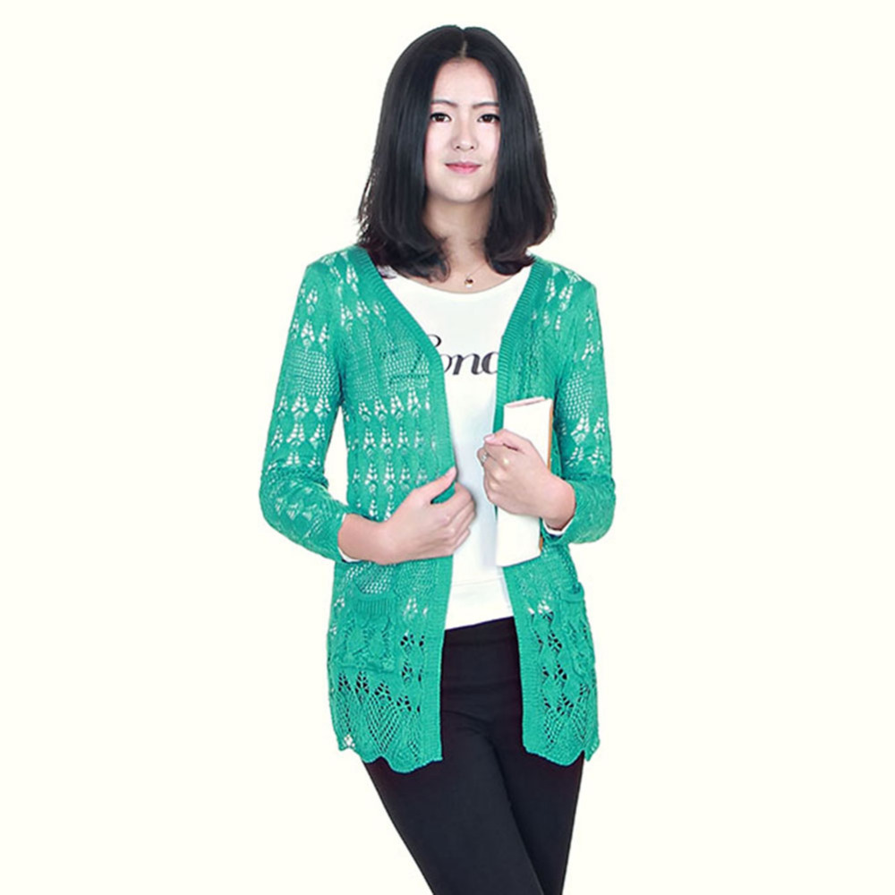 cardigan for women cheap sweaters 2015 women fashion summer cardigan heart long 2965