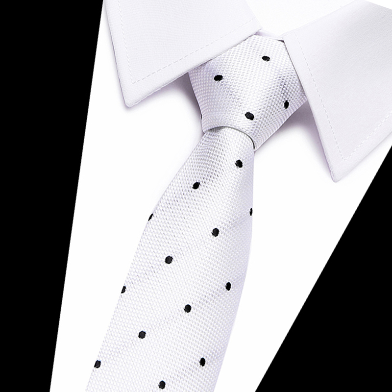 Fashionable Fashion Classic Men's Stripe Silk Tie Black Red White Orange Navy Blue Purple Beige Green Yellow Tie