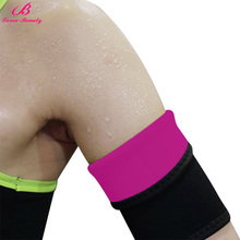 Lover-Beauty Weight Loss Arm Fat Burner Arms Slimmer Sauna Sweat Neoprene Body Wrap for Shaper Thighs and Legs
