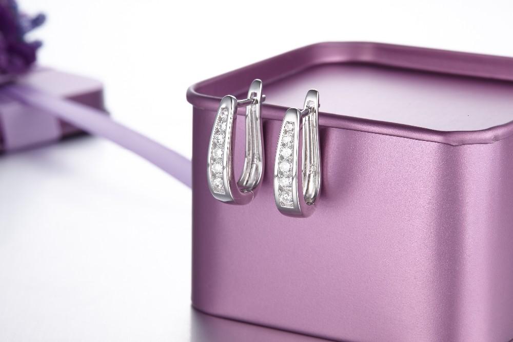 sterling silver,for 925 silver earrings DE33420A (1)