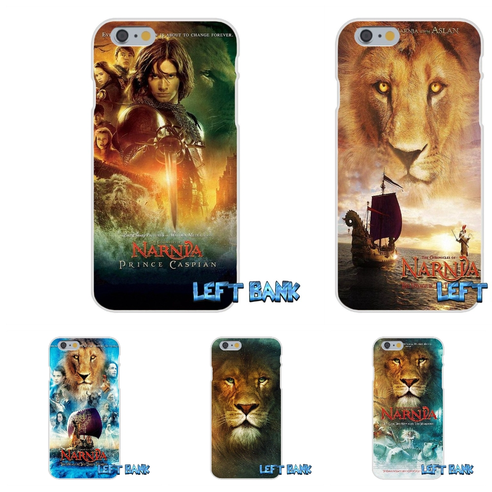 The Chronicles of Narnia ASLAN LION Soft Silicone TPU Transparent Cover Case For iPhone 4 4S 5 5S 5C SE 6 6S 7 Plus