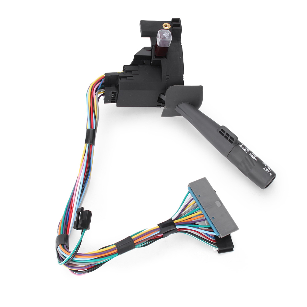Control Windshield Wiper Arm Turn Signal Lever Switch For Cadillac Escalade / For GMC /Chevrolet Blazer Astro C1500 2500 etc new 22911594 cable assy contact coil for gmc cadillac escalade for chevrolet tahoe 22911594