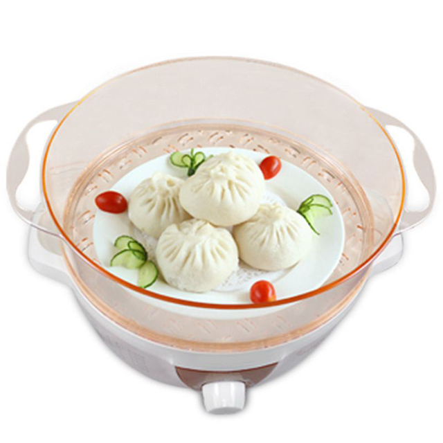 Multifunctional 3 Layered Food Steamer