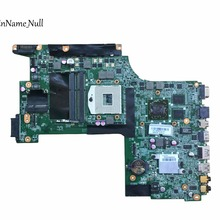 Free shipping For HP Laptop mainboard 660203-001 for ENVY17