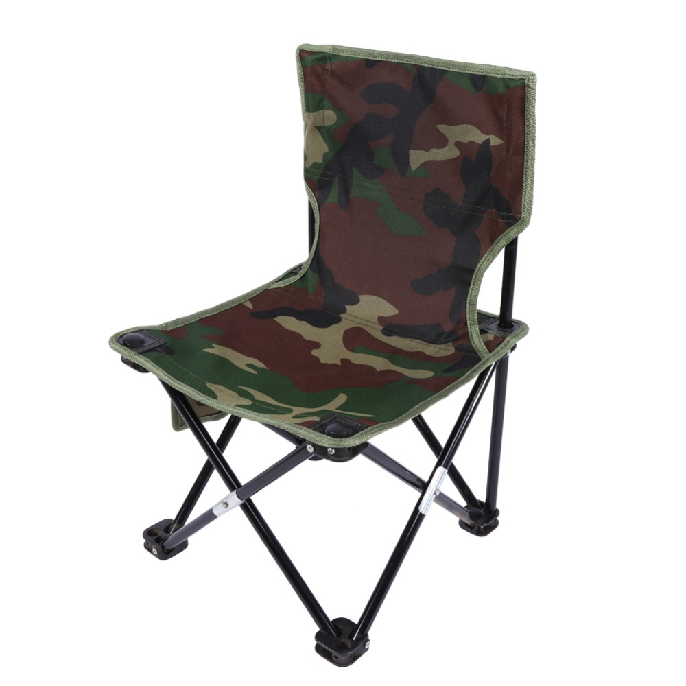 Lightweight camping chairs - 1pcs Portable Folding Camping Chair Lightweight Outdoor Travel Rest Chair Ultralight For Picnic Bbq Beach Fishing Chair Kit