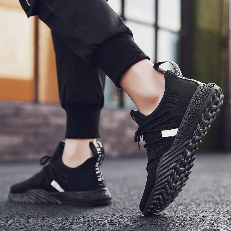 HTB1d.NcJ9zqK1RjSZFpq6ykSXXaj 2019 New Casual Shoes Men Breathable Autumn Summer Mesh Shoes Sneakers Fashionable Breathable Lightweight Movement Shoes