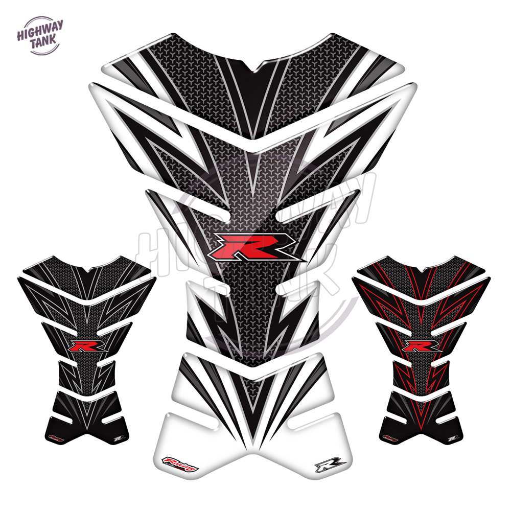 3D Motorcycle Tank Pad Protector Sticker Motocross Tankpad
