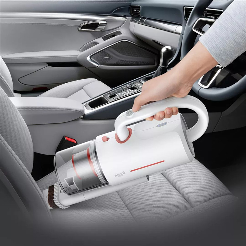 XIAOMI DEERMA Ultraviolet light Car Home Wireless Mites Vaccum Cleaner Household Merchandises Cleaning Tools Accessories