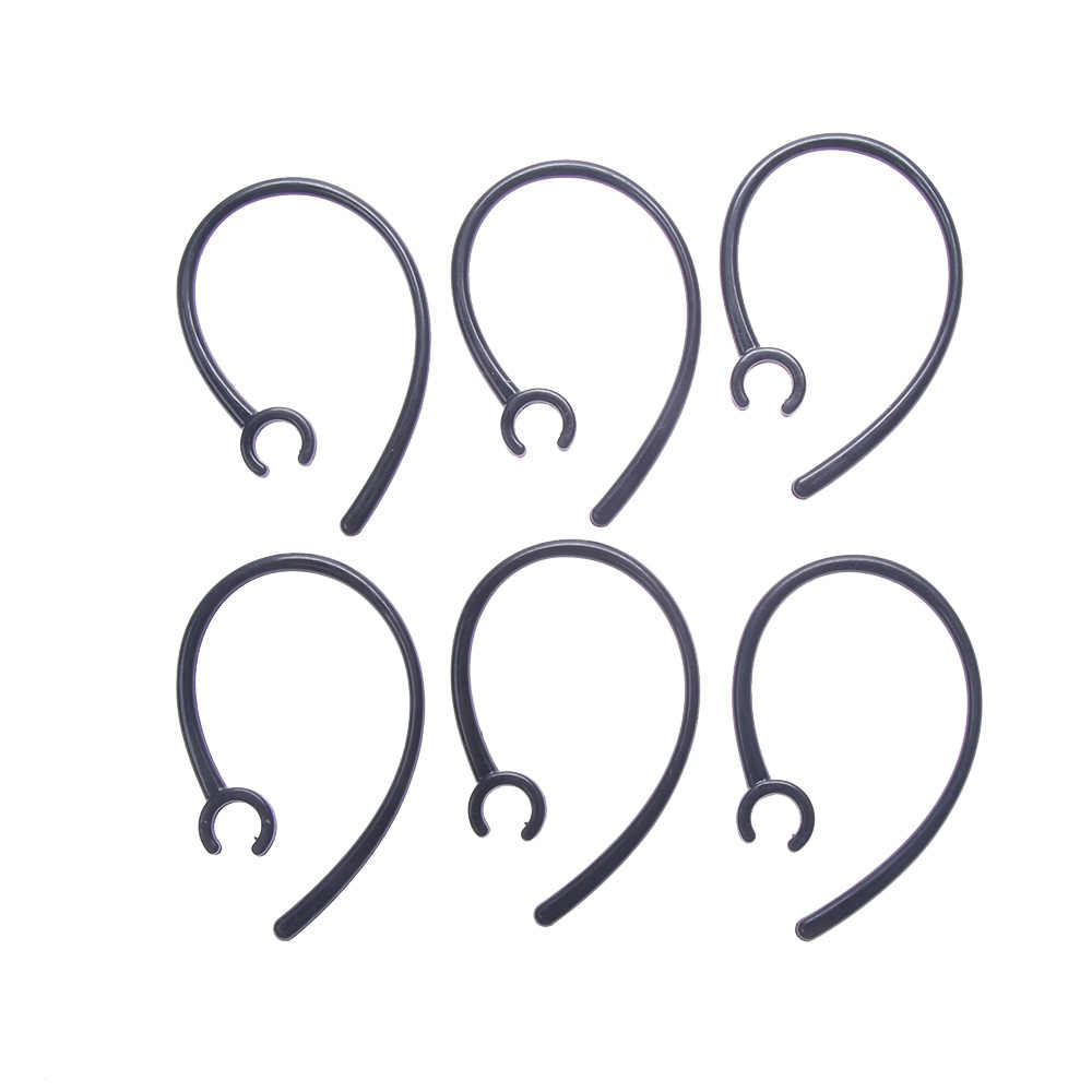 6/12PCS Ear Loops Replacement Earhook Ear Hook Loop Earloop Clip For Bluetooth Headset Earphone Accessories free shipping