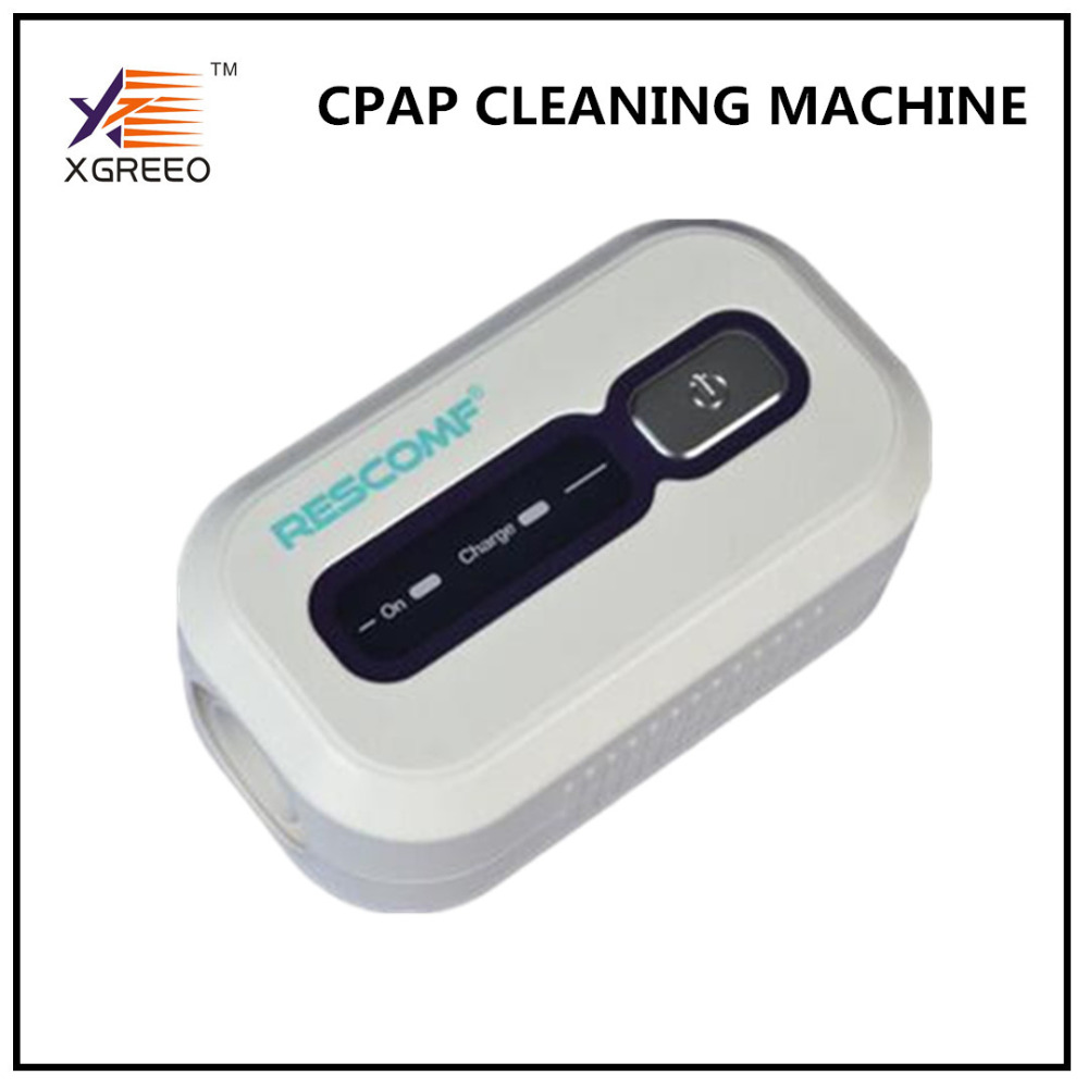 XGREEO negative-ion steralizng machine for the CPAP hose and face mask the new household skin mask is used to mask the oxygen machine s health oxygen machine tube face mask