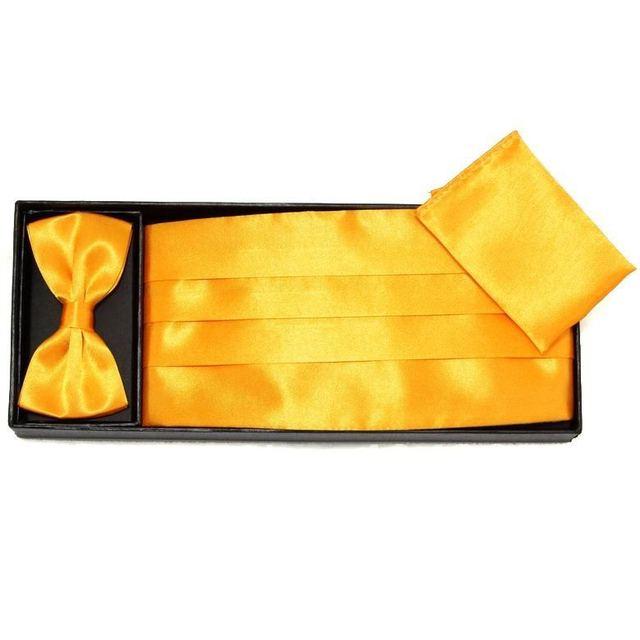 Cinturón ceremonial arco pañuelo empate CAJA de REGALO corbata Faja Cummerbunds nudos corsé cintura Bolsillo cuadrada torre cinta cintas de papel ROLLO TARJETA
