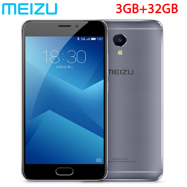 Meizu M5 Note Global ROM 4G LTE Helio P10 Octa Core Mobile Phone 5.5 inch 1920x1080 screen flyme os 13.0mp back camera 2