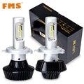 1 Par 160 W 16000LM LED Auto Car Faro H1 H4 H7 H11 6500 K Conversión Led Faro Hi-lo Haz Bombillas Kit Todo En Uno DRL