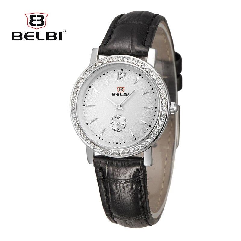 BELBI Fashion Women Quartz Watch Casual Dress Ladies Watches Top Brand Luxury Wristwatches Relojes Feminino belbi fashion women quartz watch casual dress ladies watches top brand luxury wristwatches relojes feminino