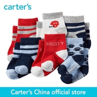 Carter S 6pcs Baby Children Kids 6 Pack Booties GB12346 Sold By Carter S China Official