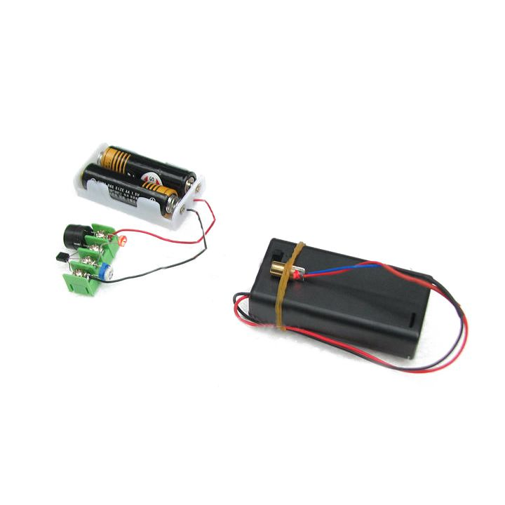 laser light activated alarm In this tutorial i will show you how to make your own laser security alarm system or a laser sensor on breadboard in just a few steps.