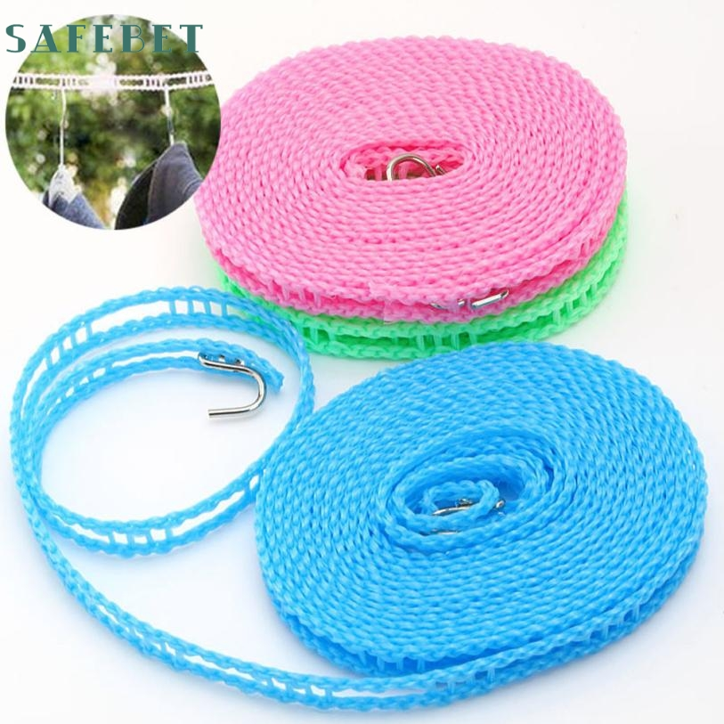 Portable Outdoor Travel Business Clothesline Washing Clothes Line Rope  Wonderful3.21/20%(