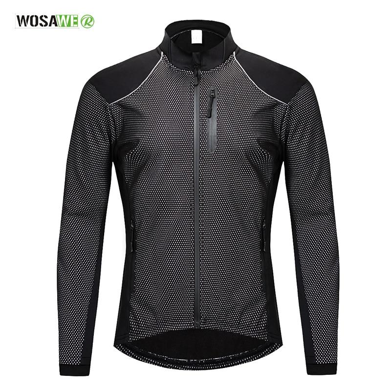 WOSAWE Camisetas de Ciclismo para Hombre Transpirable Chaleco de Bicicleta sin Mangas MTB Chaqueta para Deportes al Aire Libre