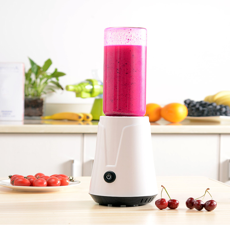 220V Electric Mini Juicer Cup Multifunctional Electric Fruit Vegetable Juicer Portable Juicer Pink White Color Available220V Electric Mini Juicer Cup Multifunctional Electric Fruit Vegetable Juicer Portable Juicer Pink White Color Available