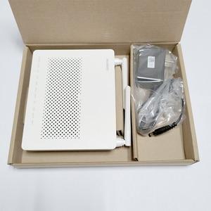 Image 4 - Original  HG8546M  Gpon ONU with 4FE+Voice+WIFI+USB Port English software Telecom Network Equipment