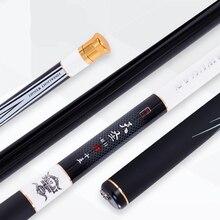 Carbon Fiber Carp Fishing Rod Taiwan Fishing Pole Hand Rod 3.6/3.9/4.5/4.8/5.4/6.3/7.2m Power XH Super Light Fishing Tackle