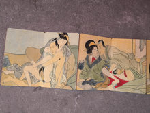 Male snuff erotic art