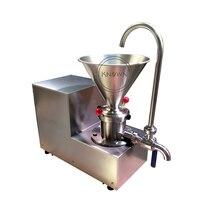 JMS60 арахиса станок для производства сливочного масла Индии коллоидный мельница паста оборудование для обработки цена