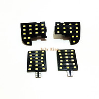 July King LED Car Interior Reading Lights 6000K White Case For Honda CRV CR V 2013