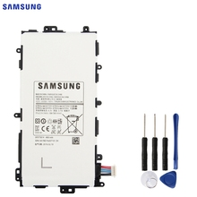 SAMSUNG Original Tablet Battery SP3770E1H For Samsung Galaxy Note 8.0 N5100 N5110 N5120 Authentic Replacement Batteries 4600mAh