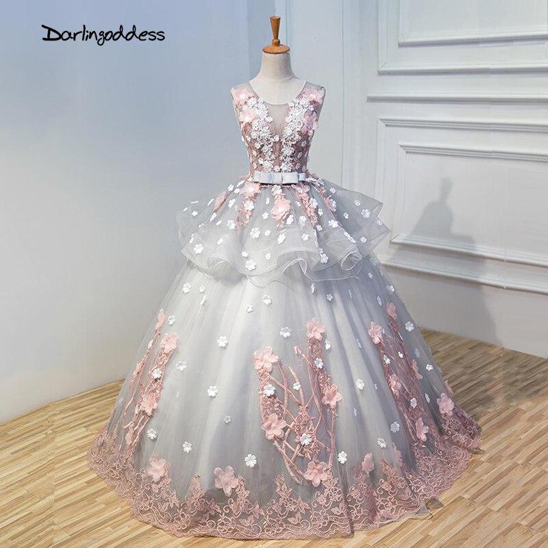 Aliexpress.com : Buy Luxury Light Purple Ball Gown Wedding