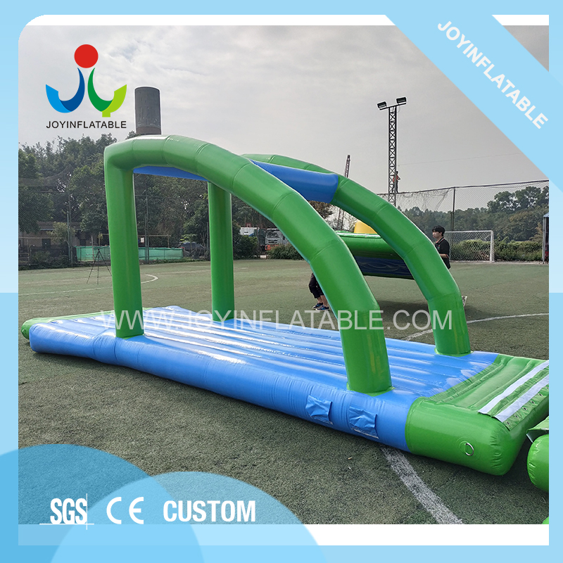 Air tight technology floating inflatable commercial water park games for sale