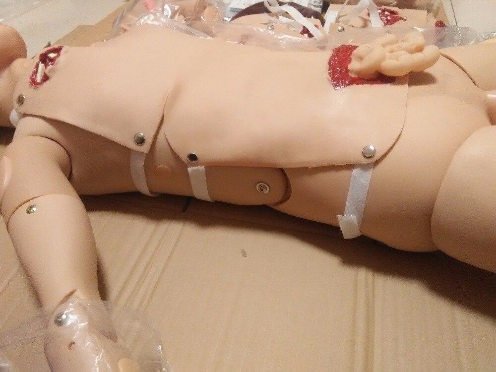 BIX-H111 Simulatorul de asistență medicală pentru traumatologia - Materiale școlare și educaționale - Fotografie 5