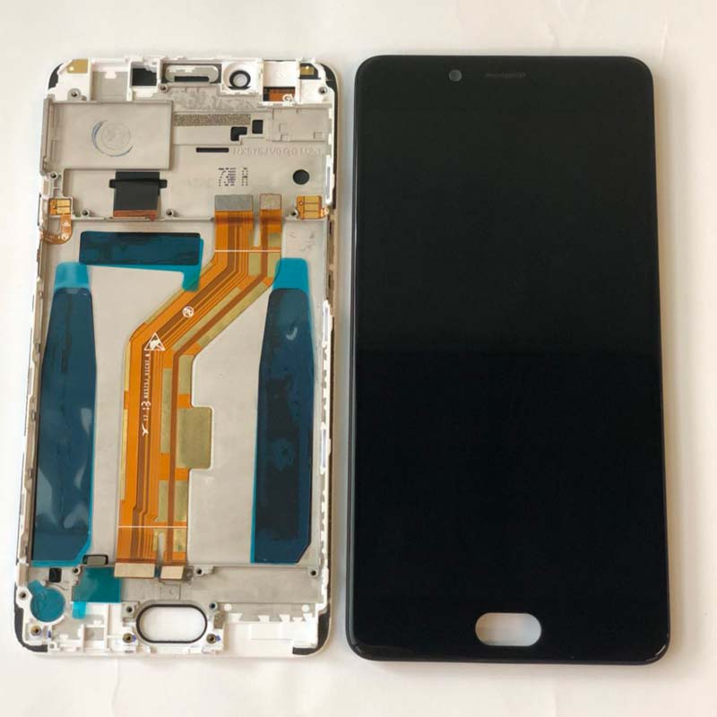 100 original LCD Replacement For Nubia N2 LCD Display Touch Screen Digitizer Assembly Repair Parts For