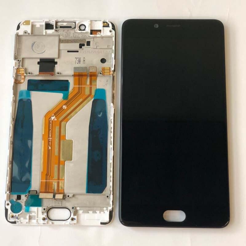 100% original LCD Ersatz Für nubia N2 LCD Display Touchscreen Digitizer Montage Reparatur Teile Für ZTE nubia NX575J + rahmen-in Handy-LCDs aus Handys & Telekommunikation bei AliExpress - 11.11_Doppel-11Tag der Singles 1