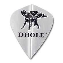 DHOLE 5 Set Design Slim Dart Flights Wholesale For Steel Tip Dart and Soft Tip Darts